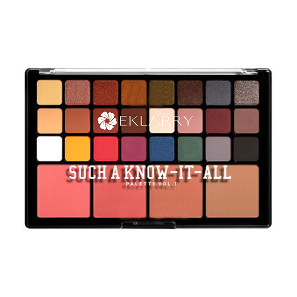 24+4 COLOR EYESHADOW PALETTE